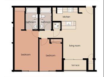 EasyRoommate US - Cute Bedroom w bath Available ASAP - Sugar House, Salt Lake City - $545 /mo