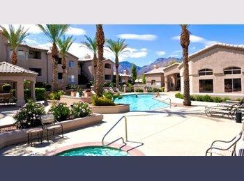 EasyRoommate US - Looking to share Sabino area apartment  - Tucson, Tucson - $400 /mo