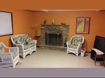 EasyRoommate US - 2 roommates wanted to share. walk to ny trans. - Clifton, North Jersey - $775 /mo