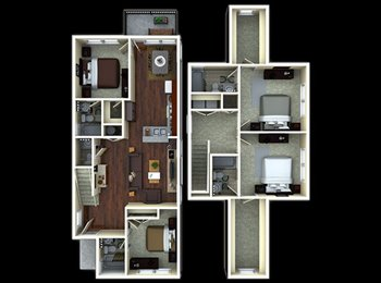 EasyRoommate US - The Retreat San Marcos- Luxury Living- Cottage Style Home! - San Marcos, San Marcos - $629 /mo