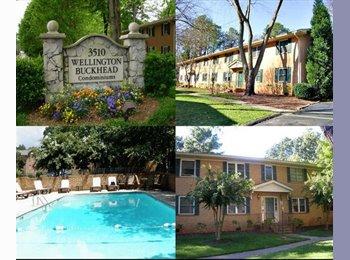 EasyRoommate US - ROOM IN BUCKHEAD - 800$ - Buckhead, Atlanta - $800 /mo