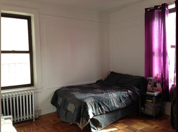 Seeking for a roommate, central of Astoria (30th ave)