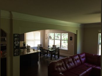 Private Room available for rent in a single family home