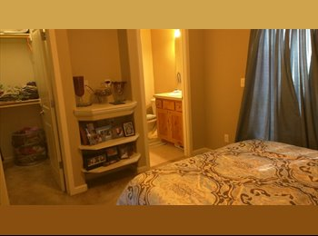 $550 per month One bedroom with private bathroom and small...