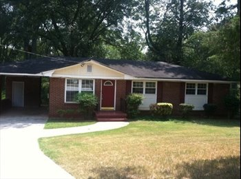 My Lovely Three Bed Brick Home For Rent In Decatur In Quiet...