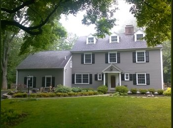 EasyRoommate US - Quiet Private room in Colonial Home close to everything. - Pound Ridge, Westchester - $1,100 /mo