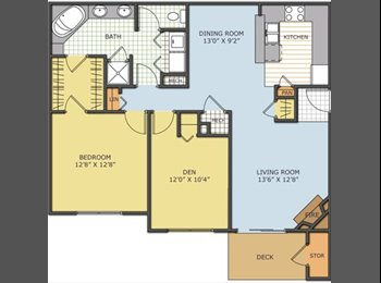 Young Couple w/ Child looking for a roommate