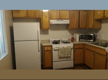 EasyRoommate US - Female Roommate Wanted for 2 bed/2 bath Luxury Apartment - Victorville, Southeast California - $480 /mo