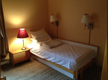 BEAUTIFUL SPACIOUS ROOM in a FOUR BEDROOM APARTMENT, 1/2...