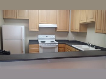 Large room with private bath in 2Bed/2Bath, Civic BART!