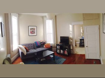 EasyRoommate US - One Bedroom - best location, charming apt, easy-going roommate - Mission, San Francisco - $1,600 /mo
