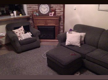 Roommate wanted in Fountain Square