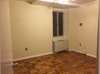 Spacious room, close to American University and Georgetown