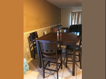 Furnished Private room at walking distance to...