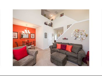 Town home room available