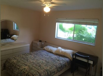 EasyRoommate US - $650 RENTO HABITACION INGRESO INDEPENDIENTE - Cooper City, Ft Lauderdale Area - $650 /mo