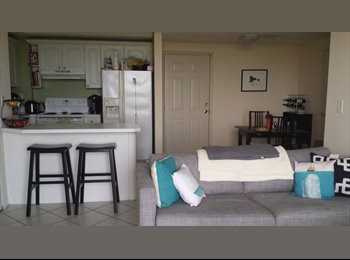 $925/mo - 1br/1ba available in 2br/2ba Coral Gables...
