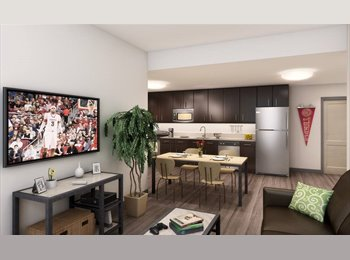 Luxury Housing - Temple U - One bedroom available!