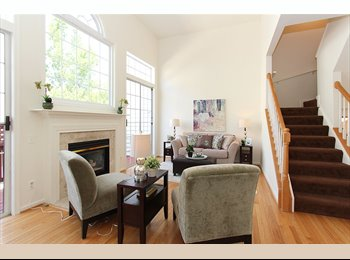 EasyRoommate US - Rooms for Rent Townhouse Alexandria, VA - Alexandria, Alexandria - $1,000 /mo