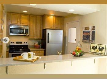 EasyRoommate US - Upgraded 2B/1.5BA townhome in Sunnyvale 94086 - Sunnyvale, San Jose Area - $1,600 /mo
