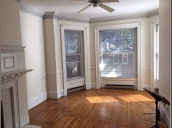 EasyRoommate US - Spacious room available in 2 bed 1 shared bath apt  Oct.15  - Back Bay, Boston - $1,200 /mo
