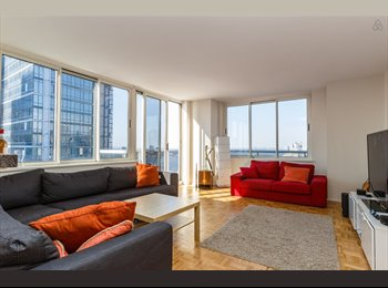 EasyRoommate US - Private Room in penthouse - Midtown West, New York City - $2,600 /mo