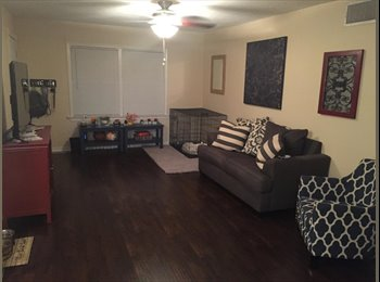 EasyRoommate US - Single Rm in Cute Condo! *Must ♡ Dogs* - Other Inner Loop, Houston - $700 /mo
