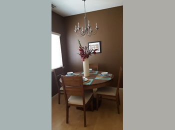 Room available in quiet, cozy and safe Carmichael home