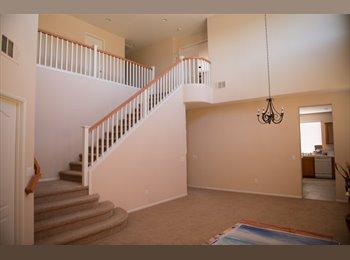 EasyRoommate US - Room for rent in quiet neighborhood - Murrieta, Southeast California - $500 /mo