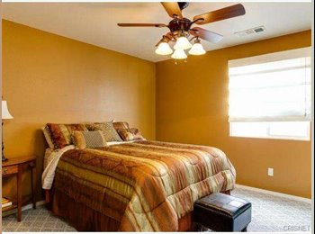 EasyRoommate US - ROOM FOR RENT~~ West Palmdale - Antelope Valley, Los Angeles - $550 /mo