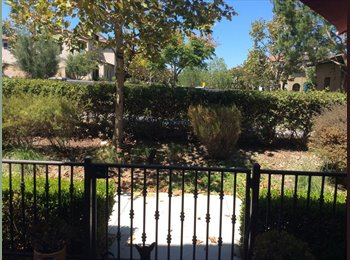 EasyRoommate US - Private room, private in room bath in a beautiful town home - Aliso Viejo, Orange County - $900 /mo