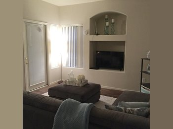 EasyRoommate US - Looking for Sublet 10/19-7/19 - Summerlin, Las Vegas - $622 /mo