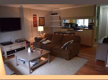 Flexible move date - large master bedroom with attached...