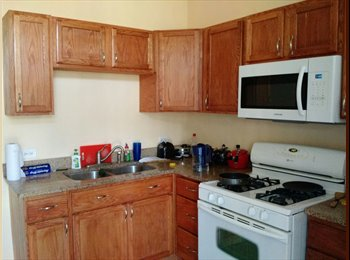 Private Room in a 4bedroom apartment for 385$ close to IIT
