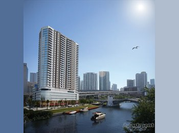 EasyRoommate US - Downtown Flagler on the River  - Downtown, Miami - $1,080 /mo