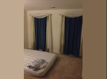 room for rent on a family house