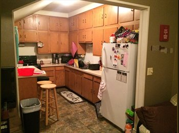 3 bedroom split house, very close to campus