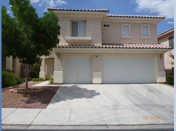 EasyRoommate US - 2 rooms for rent. - Summerlin, Las Vegas - $375 /mo