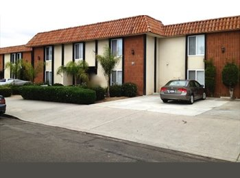 EasyRoommate US - Live in the Hippie Neighborhood From ALMOST FAMOUS - Ocean Beach, San Diego - $840 /mo