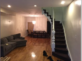 $175/Week: Private Room/Private Bath, 2BD Duplex - WILL GO...