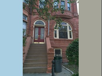 Beautifully Renovated Historic Jersey City Brownstone