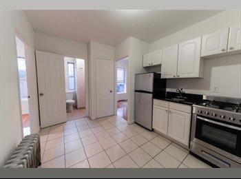 large 2 bedroom apt upper east side
