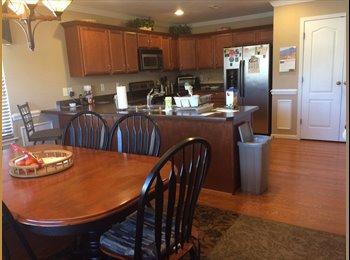 EasyRoommate US - Sharing half a house - 1 BR + Den  - Greenville, Greenville - $600 /mo