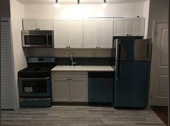 EasyRoommate US - Newly renovated rowhouse with amazing rooftop views of the city - Columbia Heights, Washington DC - $1,100 /mo