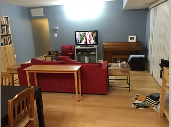 Room for rent in shared condo