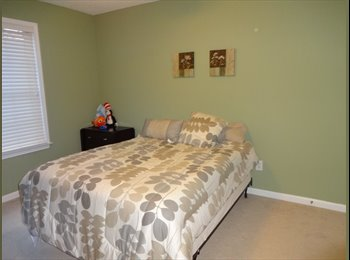 Furnished room to rent with private bath