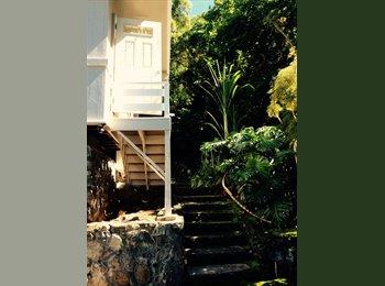 EasyRoommate US - Manoa Valley, HUGE DECK, Garden, utilities included - Oahu, Oahu - $900 /mo