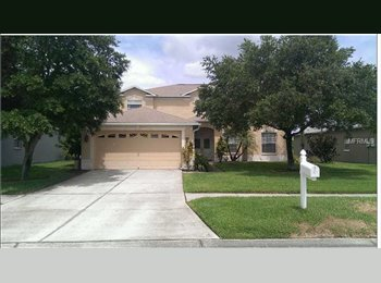 Westchase area Home w/ room for rent