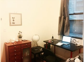 $1,050 Nice private bedroom available 552#2 (Inwood / Wash...