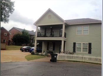 EasyRoommate US - Furnished Room w/ private bathroom for rent - Tuscaloosa, Tuscaloosa - $750 /mo